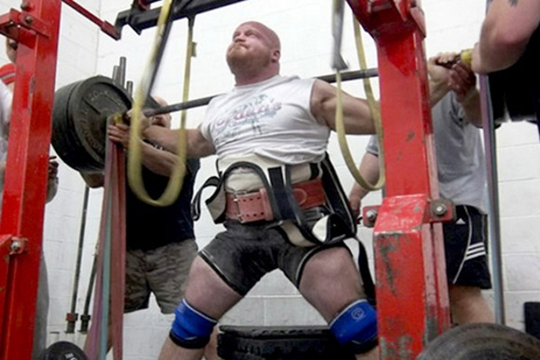 Powerlifter-Squat