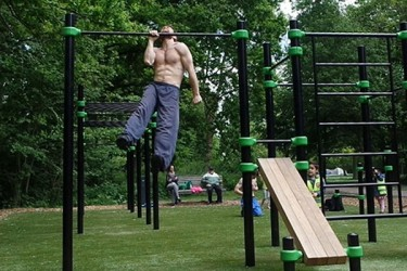 Park-Pull-Up