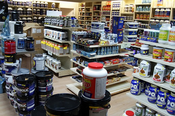 Supplement-Store