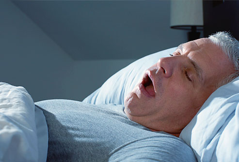 corbis_rm_photo_of_mature_man_snoring