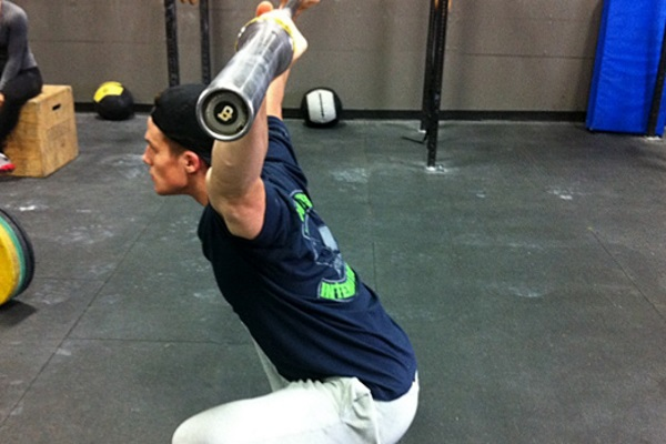 Overhead-Squat-Position