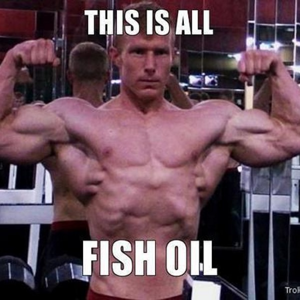 Is fish oil worth taking rep forums for Fish oil benefits bodybuilding