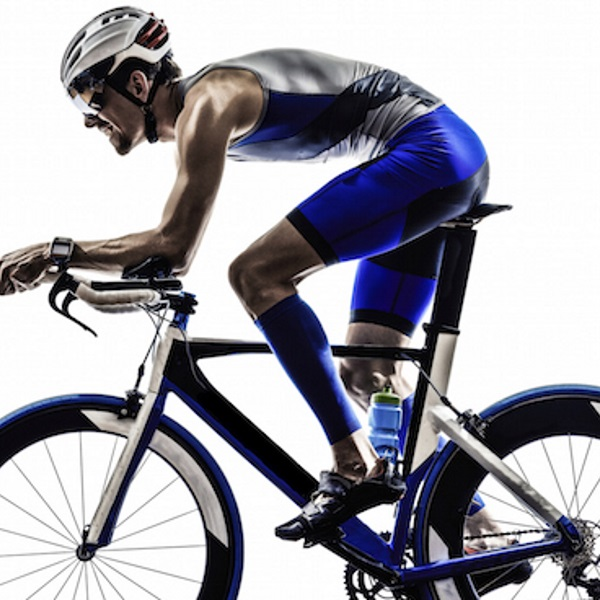 triathlon iron man athlete cyclists bicycling