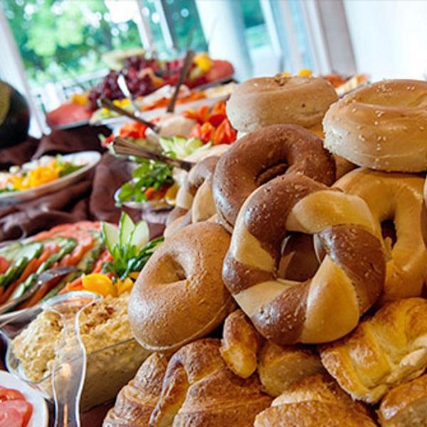 thinkstock_rf_photo_of_food_assortment_on_table