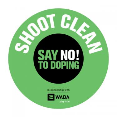 WADA_Say-NO_archery-sticker_final