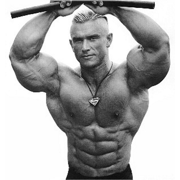 Lee Priest 21 Years Old Posing To Astonished College