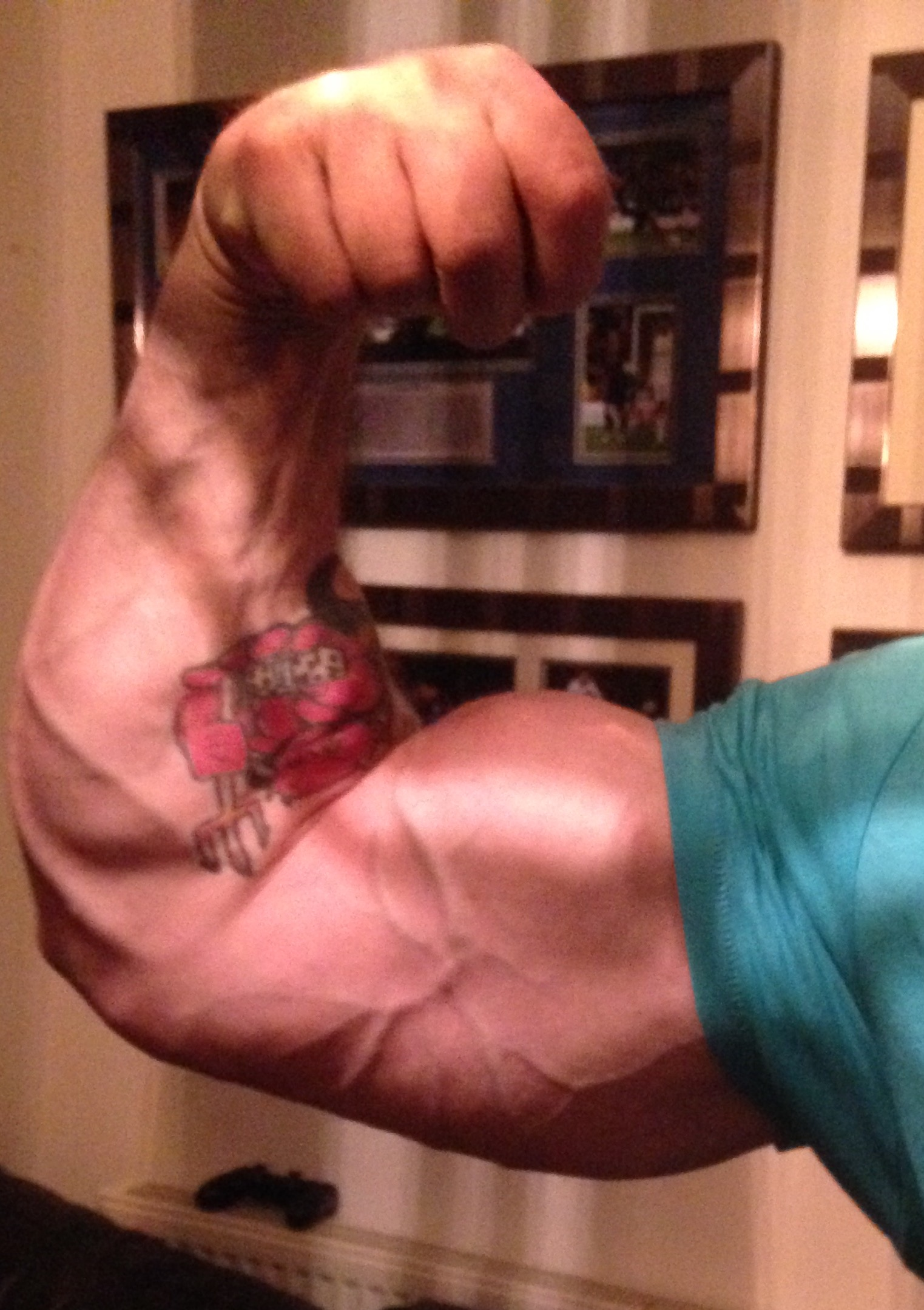 Painless pumps synthol or not? - AnabolicMinds com