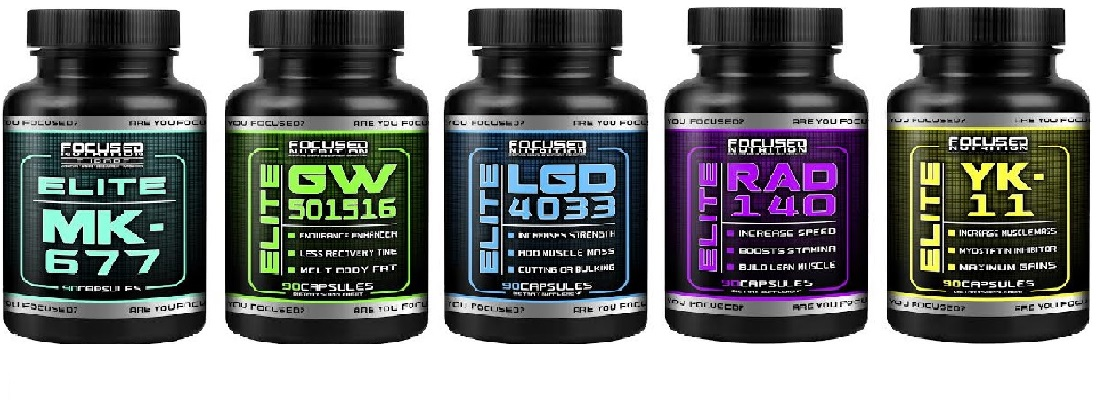 SARMs 20% Off @ PHW Supplements