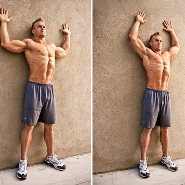 Exercise of the Week: Resisted Scapular Wall Slides - XbodyConcepts