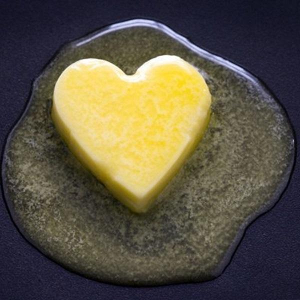 heart-shaped-piece-of-butter