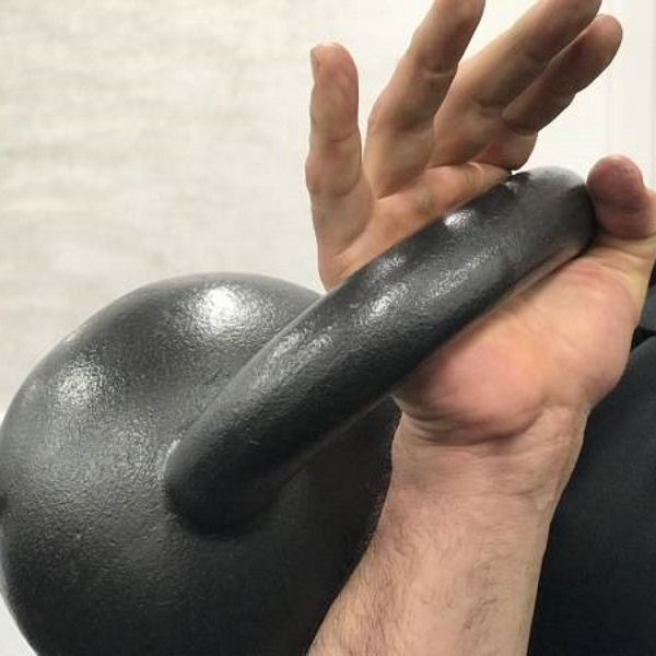 The Proper Wrist Position For The Kettlebell Press – AnabolicMinds.com